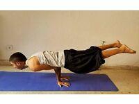 "Hatha Yoga Classes ""You Do Not Need Any Money"""