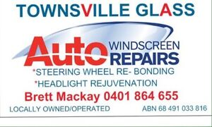 Mobile windscreen repair business Condon Townsville Surrounds Preview