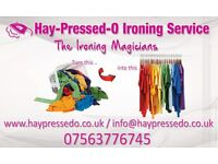 Ironing Service East Kilbride and upto 10 miles outwith including contract work