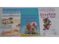Sophie Kinsella Book Bundle