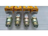 Brand new spark plugs