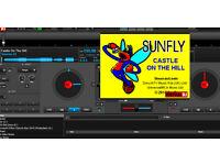 External Hard Drive 2TB Karaoke and DJ