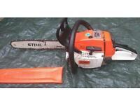 Stihl 024 Petrol Chainsaw
