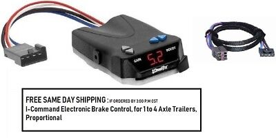 Draw-Tite 5535 Brake Control for Ford, Excursion, Expedition