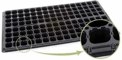 128 Multi Cell Seed Tray Hi Grade Plug Inserts Seeding Plant 30 Starter pack!
