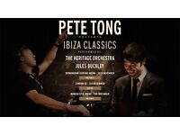 2x PETE TONG PRESENTS IBIZA CLASSICS tickets , 30/11/16 ,Genting Arena, Birmingham