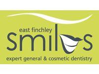 Dental Receptionist Immediate Start Required