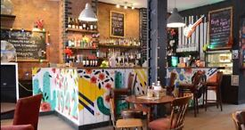 Bar Manager Needed for Busy and Popular Shoreditch Bar!