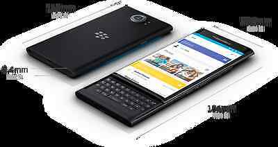 BlackBerry PRIV - 32GB - Black (Rogers) Smartphone  7/10