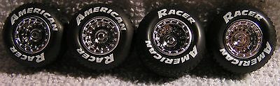 American Racer 1/24 Or 1/25 Scale Tires Modified Late Model Dirt Race Model Car