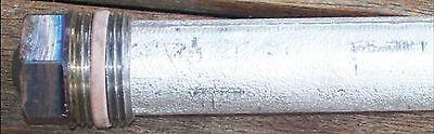 "Magnesium Anode Sacrificial Dn 32 11/4 "" Internal Thread 33/550"