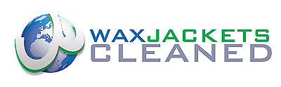 Wax Jackets Cleaned
