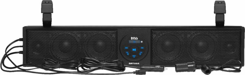 "BOSS Audio - 26"" Weatherproof Sound Bar for ATVs/UTVs with Bluetooth and Buil..."