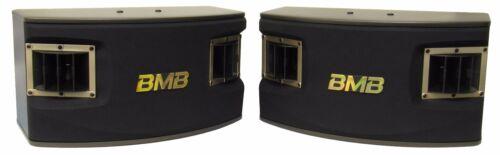 """BMB CSV-450 500W 10"""" 3-Way Karaoke Speakers (Pair)"""