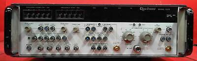 Gigatronics 1018 Microwave Synthesized Signal Generator Counter Modulation