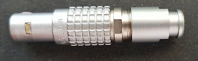 Lemo .connector New. Part No Fgg. 0b. 304.clad52z Special Sale