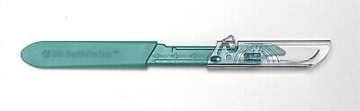Bard-parker Protected Disposable Scalpels Size 10 Ref 372610 1 Blade