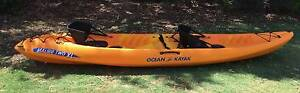 Ocean Kayak Malibu Two XL Tandem Kayak Hallett Cove Marion Area Preview