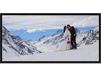 Pro Wedding Photographer for 28 years, International Award Winning