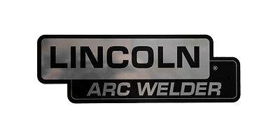 Lincoln Sa-200 Sa-250 Lincoln Arc Welder Nameplate Bw683