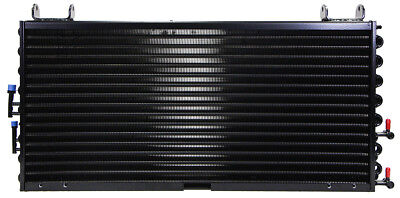 444922a3 Condenser With Fuel Cooler For Case Ih 2377 2388 2577 2588 Combines