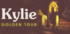 KYLIE GOLDEN TOUR TICKET GLASGOW SSE 30 SEPTEMBER. 1 standing ticket £70 collection from Shawlands