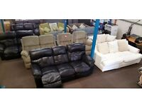 HUGE VARIETY OF SOAFAS, SETTEES, FURNITURE