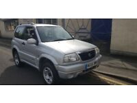 SUZUKI GRAND VITARA 1.6 SE Estate 3dr Petrol Manual (193 g/km, 92 bhp) (silver) 2005