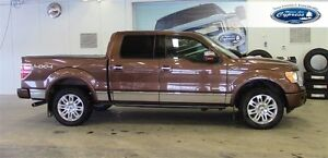 2012 Ford F-150 Platinum (Remote Start  Heated/Cooled Seats)