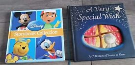 2 Childrens Story Books