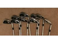 Mizuno JPX 800 Pro Set of Irons