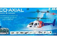 Co-axial Rc Helicopter