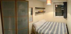 Double bedroom one block from Old Street Station