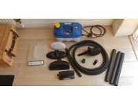 Steam Cleaning Kit Earlex SC125 - 13 piece