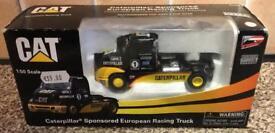 Norscott Models Caterpillar Sponsored European Racing Truck