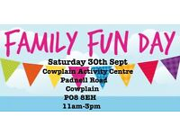 Charity family funday