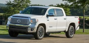 2015 Toyota Tundra 5.7L V8 Crewcab | Winter Tires - Just arrived
