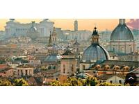 Holiday to ROME - Flights and Hotel included