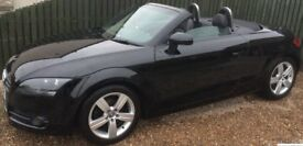 Low Mileage Mint Condition Timing Belt Done Audi TT Roadster Convertible 2.0lit