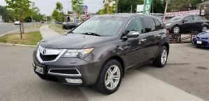 2011 Acura MDX Elite  Pkg NAV DVD CAMERA