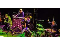 Waterboys Tickets (including parking)