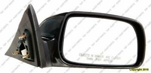Door Mirror Power Passenger Side Heated Usa Toyota Camry 2007-2011