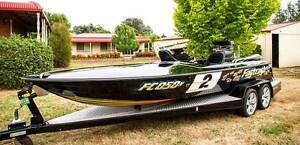 Everingham 21ft Ski Race Boat PSI BLOWN Traralgon East Latrobe Valley Preview