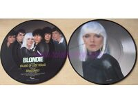 BLONDIE / DEBBIE HARRY ISLAND OF LOST SOULS PICTURE DISC HAVE OTHER BLONDIE RECORDS FOR SALE