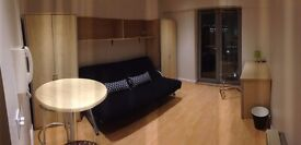 Beautiful 3rd Floor Studio Flat with lift