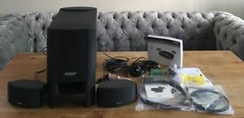 BOSE 3·2·1® GS Series III DVD home entertainment system