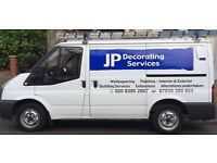 Painter and decorator (jp decorating services)
