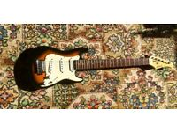 3/4 size Electric Guitar.