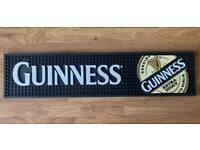 Rubber bar mat runners