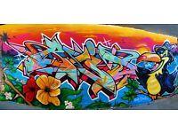 Graffiti artist wanted